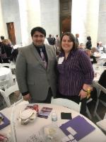 King with Raj Antani