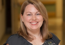 Amanda Zemmer, Chair of the 2019 Dayton Walk to End Alzheimer's